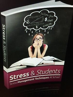 Stress And Students: Stress Management Techniques At School](Student Stress)