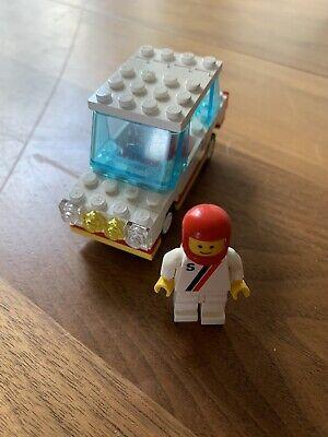 Vintage Lego SET 6634 - Shell Rally Car