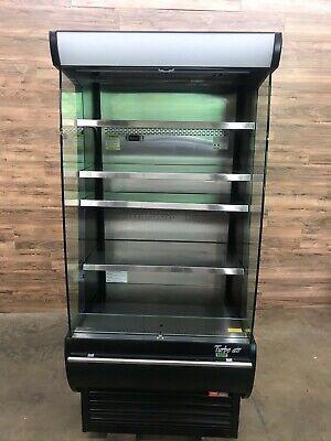 Turbo Air Tom-36dxb-n Vertical Type I Display Merchandiser Refrigerator 115v