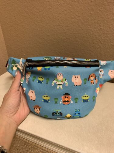 Disney Loungefly Pixar Toy Story 4 Fanny Pack Bag