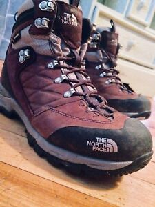 Womens size 7 NorthFace winter boots