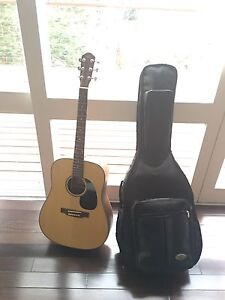 AXL Acoustic guitar Beecroft Hornsby Area Preview