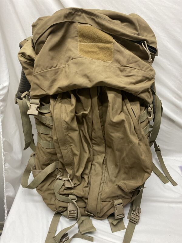 Mystery Ranch SATL Field Pack Coyote Backpack