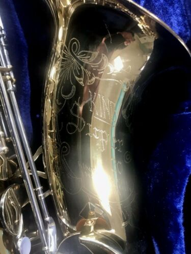 King Super 20 Tenor Sax