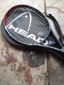 Head Titanium Oversize Tennis Racquet/Racket and Bag Taren Point Sutherland Area Preview