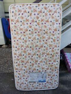 Inner spring cot mattress  North Tivoli Ipswich City Preview