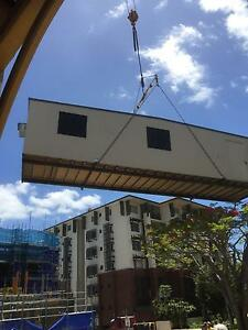 INSTALLATION AND REMOVAL OF DEMOUNTABLE BUILDINGS Bannockburn Golden Plains Preview