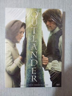 Outlander : Season 3 (DVD, 2018, 5-Disc Set)