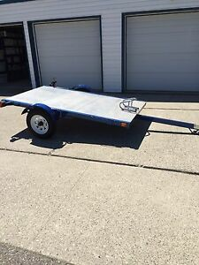 4x8 utility / motorcycle trailer