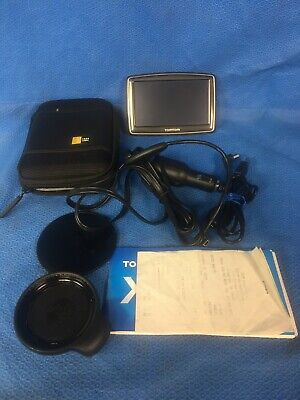 TomTom XL Canada 310 N14644 4EP0 GPS Touchscreen Unit System