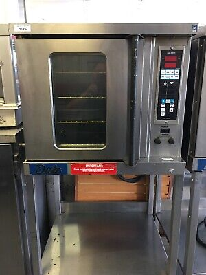 Duke Im-2000 Commercial Electric Baking Convection Oven 12 Size Working