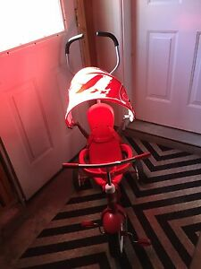 *reduced* Push Trike
