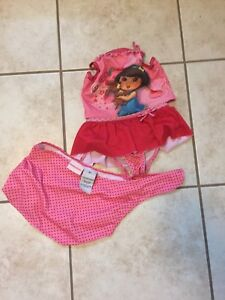 Girls size 3T bathing suit