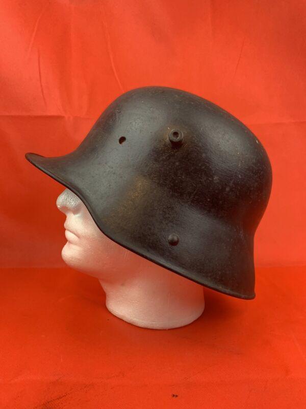 Original WWI German Stahlhelm 1917 Trench Helmet