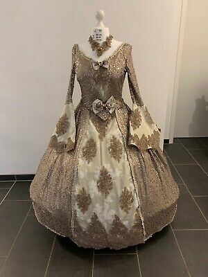 Barock Kleid Kostüm Historisch Theater Musical Travestie