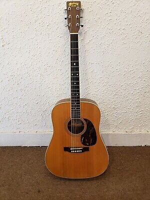 Martin D-16RGT  6 string rosewood dreadnought guitar & case