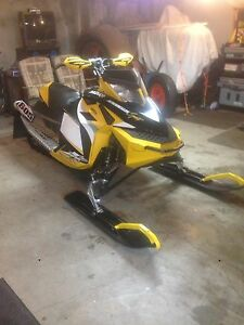 2011 600rs fully trail converted  trade for dirt bike