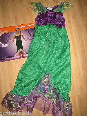 NEW* Shimmering Mermaid Costume 2T 3T 4T Halloween by Imagination Workshop - Mermaid Costume 2t