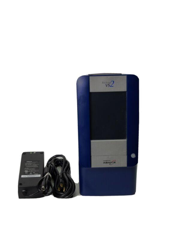 Abaxis VetScan VS2 Blood Chemistry Analyzer