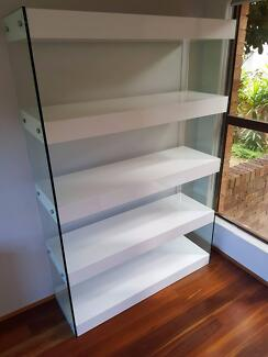 Bookcase - Purchased at Domayne