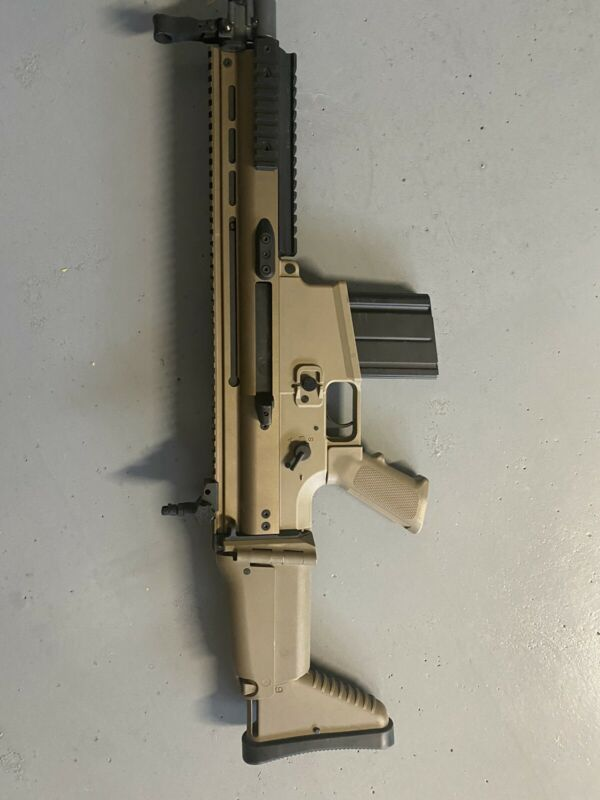 Cybergun Vfc Scar H Air Soft Gun
