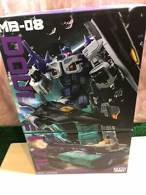 FANS HOBBY DOUBLE EVIL TRANSFORMERS OVERLORD US SELLER W BOX