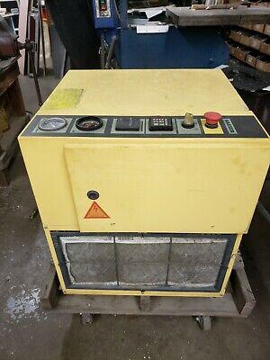 3 Hp Kaeser Sx3 Rotary Screw Air Compressor - Low Hours 3478hr Video
