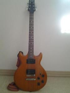 Ibanez electric guitar Spring Hill Brisbane North East Preview