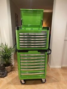 Brand new Kincrome tool box and trolly