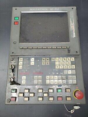 Mazak Vqc 1540 Operation Board
