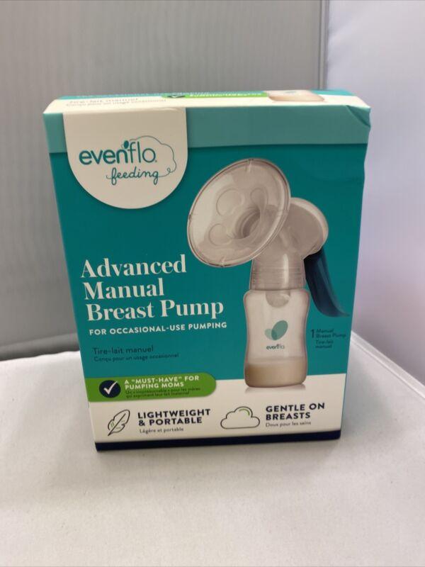 Evenflo Breast Pump Manual New