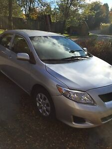 2009 Toyota Corolla /power windows