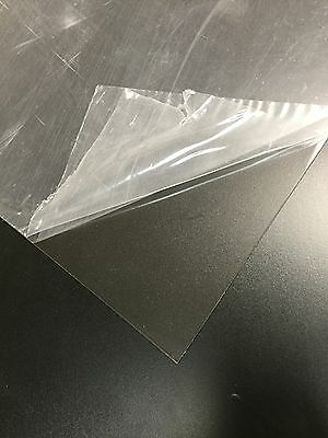 Clear Petg Plastic Sheets .020 X 12 X 12 Polyester Sheet Rc Hobby