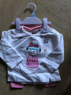 mas Pyjamas#free Post (Baby Girl Christmas Pyjamas)