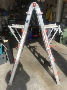 Little Giant Ladder -  Max Extension 19 feet with Accessories !!