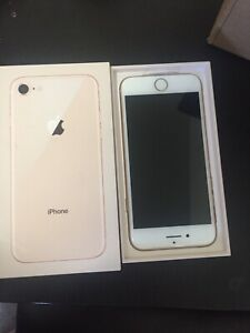 Brand New IPhone 8 Gold  64GB