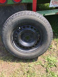 Ford Explorer winter tires