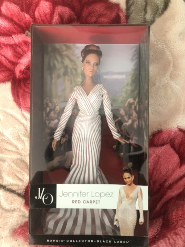 Jlo Red Carpet Doll