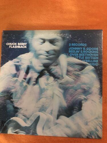 Chuck Berry Flashback LP Vinyl 1975 Pickwick/33 Records PTP 2061 VG  - $3.50