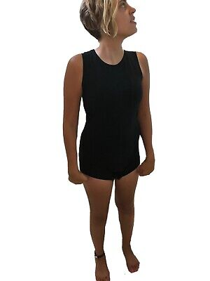 Special Needs Clothing Bodysuit Snap Crotch Incontinence