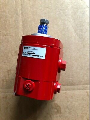 Jcb Hydraulic Gear Motor 20925678