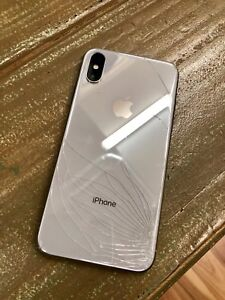 Wanted iPhone with Cracked Back!!