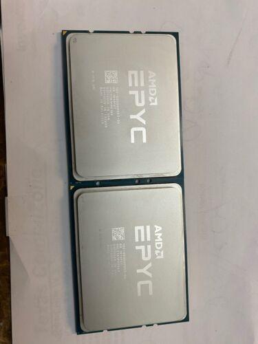 (1) AMD EPYC 7742 64-Core 100-000000053-04 2GHz SP3 225W Server Processor CPU