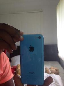iPhone 5c blue (5 GB) Palmerston Area Preview