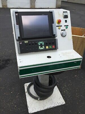 Onsrud Osai Control From 5 Axis Gantry Cnc Router Onsrud F174g15w Untested