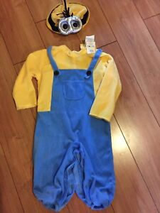 Costume d'Halloween de Minion