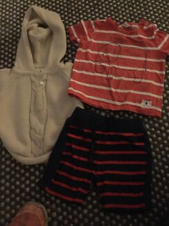 Boys clothes size 1 12-18 months