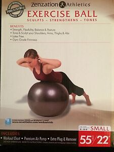 BRAND NEW small exercise ball