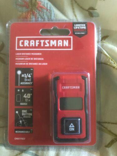 Craftsman Laser Distance Measurer #4020