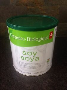 Unopened Soy Infant Formula withdelivery